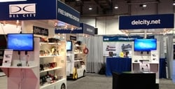 trade show booth