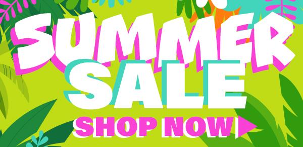 August Summer Sale!