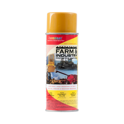 Farm Equipment Paint