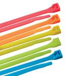 Assorted Colored Zip Ties