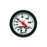 Auto Meter Phantom Vacuum / Boost Gauge