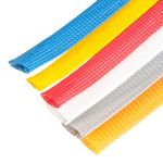 Colored Expandable Sleeving | Cable Sleeving
