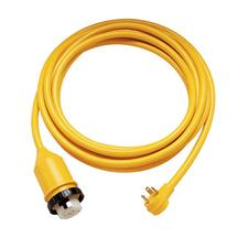 25 foot, 30A Male - 50A Female Pigtail Adapter