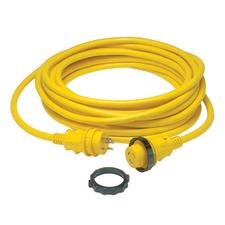 50ft, 30A Locking Power Cord Plus Cordset