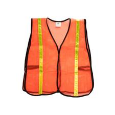 Orange Reflective Safety Vest