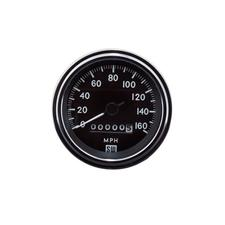 0-160 MPH Deluxe Series Speedometer