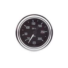 20-300psi - Drive Deluxe Transmission Oil Pressure Gauge