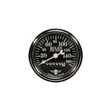 Black Wings Series Speedometer