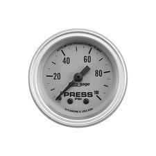 Auto Meter Auto Gage Pressure Gauge