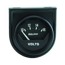 Auto Meter Auto Gage Volt Meters