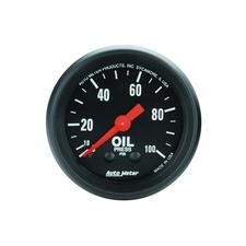 Auto Meter Z-Series Oil Pressure Gauges