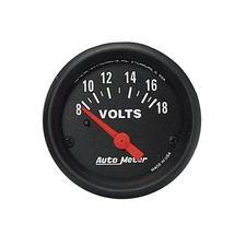 Auto Meter Z-Series Voltmeter