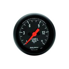 Auto Meter Z-Series Fuel Pressure Gauges