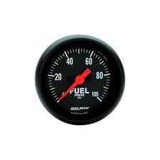 Auto Meter Z-Series Fuel Pressure Gauges