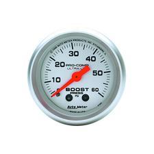 Auto Meter Ultra-Lite Boost Gauge