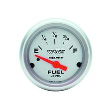 Auto Meter Ultra-Lite Fuel Level Gauge