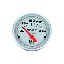 Auto Meter Ultra-Lite Oil Temp Gauge