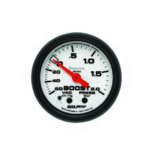 AutoMeter Phantom Boost/Vacuum Gauge