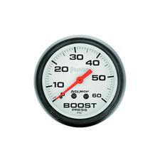 Auto Meter Phantom Boost Gauge