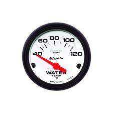 Auto Meter Phantom Water Temp Gauge