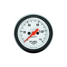 Auto Meter Phantom Fuel Pressure Gauges