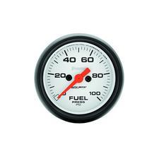 Auto Meter Phantom Fuel Pressure Gauges