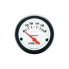 Auto Meter Phantom Voltmeter