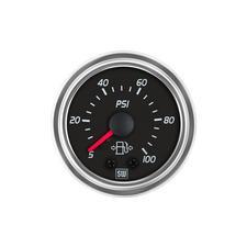 Stewart Warner Gauge Line Series Fuel Pressure Gauges