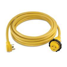 50ft, 30A Locking Power Cord Plus Cordset