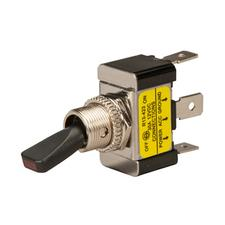 LED Tipped Toggle Switch - SPST