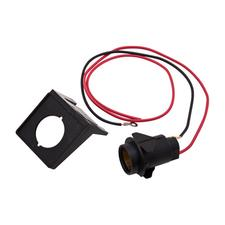 12 Volt Auxiliary Power Socket