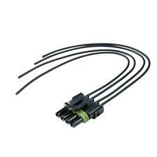 Black Wire Splice Connectors on Waterproof Connectors Automotive