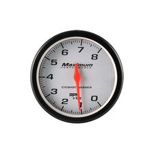 White Face Competition Series Analog Tachometer