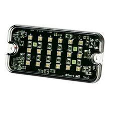 Compact LED Warning Lights