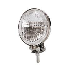 Round, Halogen Flood Work Lamp