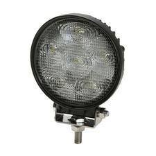 Round 6 LED Flood Work Light
