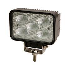 Rectangular 5 LED Flood Beam Light