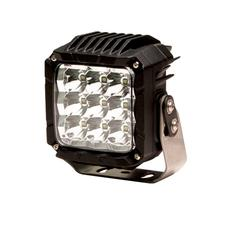9 LED Square - Heavy-Duty