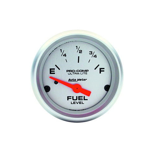 Auto Meter Ultra-Lite Fuel Level Gauges