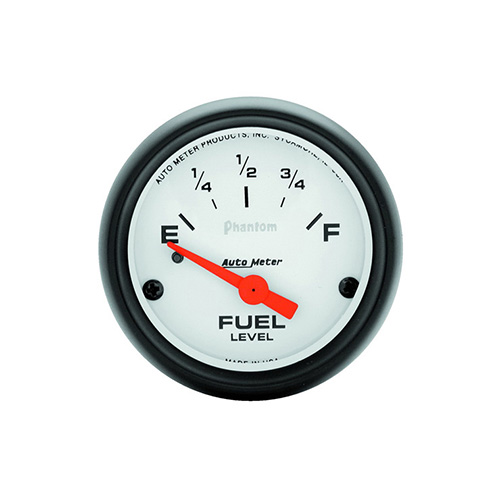 Auto Meter Phantom Fuel Level Gauges