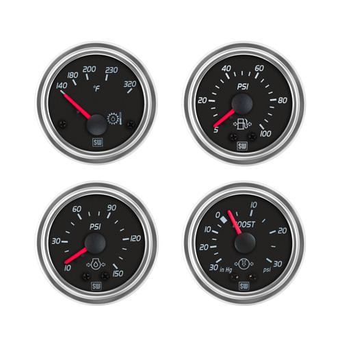 Gauge Line Series - Performance Gauge Kit