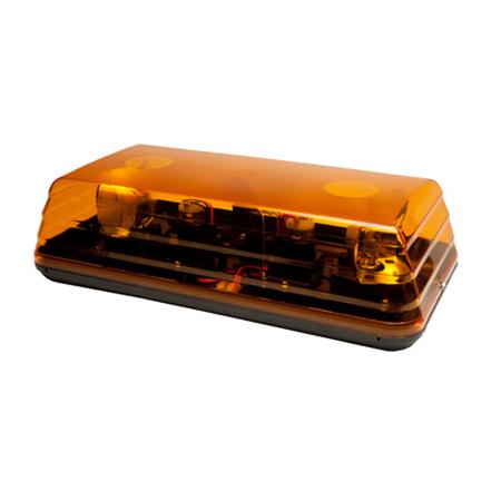 15 Inch Rotating Strobe Mini Bar