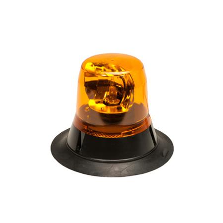 Low Profile Vacuum Magnet Rotating Beacon