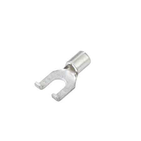 Non-Insulated Flanged Spade Terminals