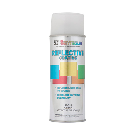Clear Reflective Spray Paint | Reflective Paint