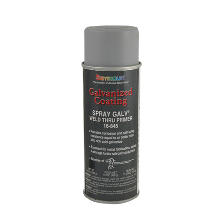 Galvanized Coating Primer - Standard Finish