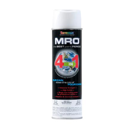 MRO High Solids Paint - Gloss White