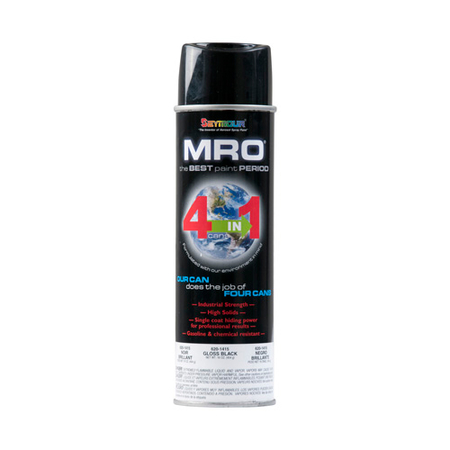MRO High Solids Paint - Black