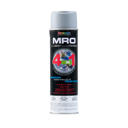 MRO High Solids Paint - Light Gray Primer