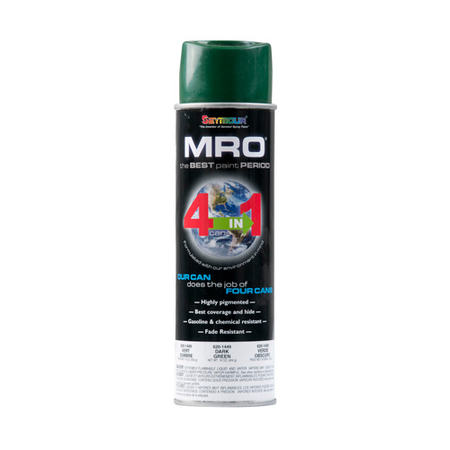 MRO High Solids Paint - Dark Green